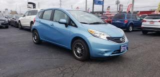Used 2014 Nissan Versa Note S  AUTO AIR CONDITION ACCIDENT FREE CLEAN CAR FAX for sale in Brampton, ON