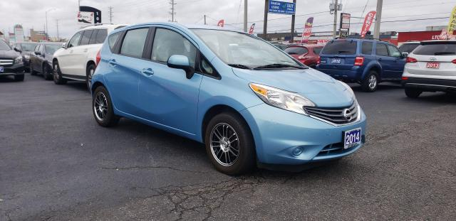 2014 Nissan Versa Note S  AUTO AIR CONDITION ACCIDENT FREE CLEAN CAR FAX