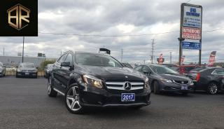 Used 2017 Mercedes-Benz GLA GLA 250  SUNROOF ACCIDENT FREE CLEAN CAR FAX for sale in Brampton, ON
