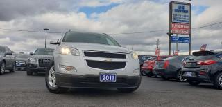 Used 2011 Chevrolet Traverse 1LT | Coming Soon! for sale in Brampton, ON