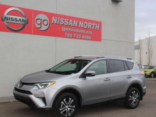 Used 2017 Toyota RAV4 LE/AWD/HEATED SEATS/BACKUP CAM for sale in Edmonton, AB