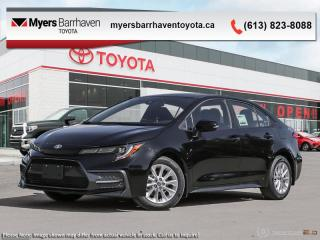 New 2020 Toyota Corolla SE  -  Sporty Styling -  Aerodynamics - $153 B/W for sale in Ottawa, ON
