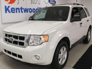 Used 2012 Ford Escape XLT FWD with keyless entry and power seats for sale in Edmonton, AB