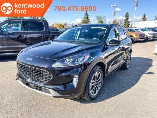 New 2020 Ford Escape SEL 301A 1.5L Ecoboost AWD, heated front seats, auto start/stop, heated steering wheel for sale in Edmonton, AB