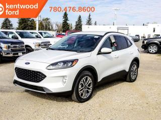 New 2020 Ford Escape SEL 301A 1.5L Ecoboost AWD, heated front seats, remote vehicle start, reverse camera system for sale in Edmonton, AB
