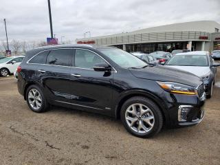 New 2020 Kia Sorento SX V6 AT; AWD, 7PASS, TOWING, LEATHER, BLUETOOTH, BACKUP CAM, ADVANCED SAFTEY AND MORE for sale in Edmonton, AB