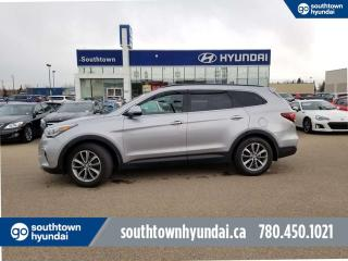 Used 2017 Hyundai Santa Fe XL LUXURY/AWD/BLIND SPOT DETEC/NAVI for sale in Edmonton, AB
