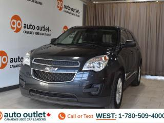 Used 2014 Chevrolet Equinox Ls, 2.4L i4, Awd, Cloth seats for sale in Edmonton, AB