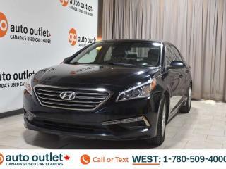Used 2015 Hyundai Sonata Gl, 2.4L I4, Fwd, Heated cloth seats, Backup camera, Bluetooth for sale in Edmonton, AB