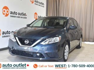 Used 2018 Nissan Sentra 4dr FWD Sedan for sale in Edmonton, AB