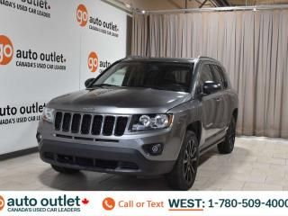 Used 2013 Jeep Compass Sport, 2.4L I4, 4wd, Heated Cloth seats for sale in Edmonton, AB