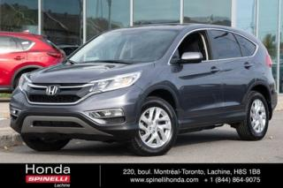 Used 2016 Honda CR-V EX AWD AWD AC MAGS TOIT OUVRANT CAM RECUL BLUETOOTH++ for sale in Lachine, QC