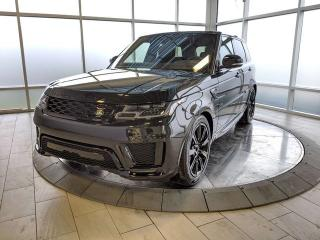 New 2020 Land Rover Range Rover Sport HSE 4dr 4WD Sport Utility for sale in Edmonton, AB