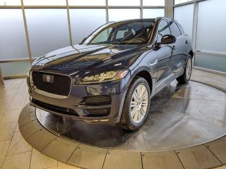 New 2020 Jaguar F-PACE PORTFOLIO 30T for sale in Edmonton, AB