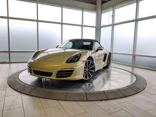 Used 2013 Porsche Boxster | Premium PKG | Sport Chrono | Sport Exhaust | BOSE for sale in Edmonton, AB