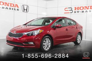 Used 2014 Kia Forte Berline 4 portes, LX for sale in St-Basile-le-Grand, QC