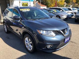 Used 2016 Nissan Rogue SV, AWD for sale in St Catharines, ON