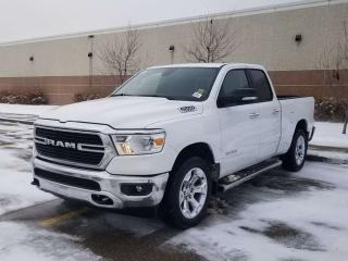 New 2019 RAM 1500 Big Horn 4x4 Quad Cab / Back Up Camera for sale in Edmonton, AB
