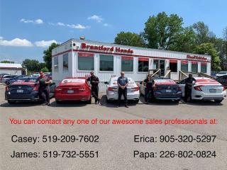 Used 2013 Honda Accord Sedan Touring FWD Sedan W/NAVI for sale in Brantford, ON