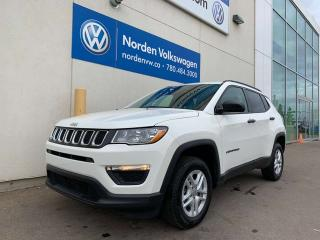 Used 2018 Jeep Compass SPORT 4WD AUTOMATIC W/ PWR PKG! for sale in Edmonton, AB