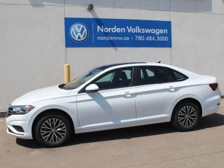 Used 2019 Volkswagen Jetta HIGHLINE for sale in Edmonton, AB