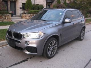 Used 2015 BMW X5 M, 3.5iX, NAVI, PANROOF, CAM, LEATHER, CERTIFIED for sale in Toronto, ON