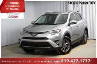 Used 2017 Toyota RAV4 Hybrid **HYBRIDE INTÉGRALE!** for sale in Drummondville, QC