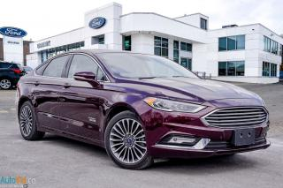 Used 2017 Ford Fusion SE LUXURY for sale in Hamilton, ON