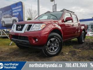 Used 2019 Nissan Frontier PRO-4X CREW/SUNROOF/LEATHER/HEATEDSEATS for sale in Edmonton, AB