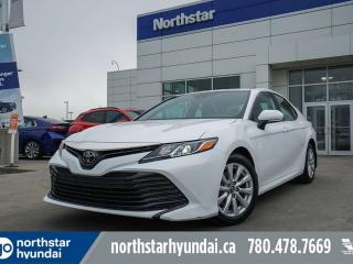 Used 2019 Toyota Camry LE/TOYOTASAFTEYSENSE/BACKUPCAM/APPLECARPLAY for sale in Edmonton, AB