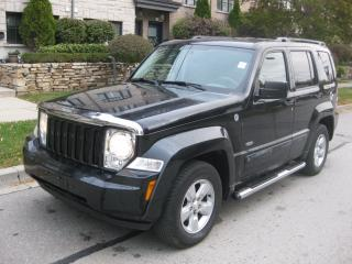 Used 2008 Jeep Liberty 4X4, AWD, CERTIFIED, NO ACCIDENTS for sale in Toronto, ON