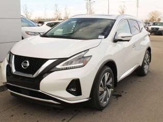 Used 2020 Nissan Murano SL BACK UP CAMERA HEATED SEATS BLUETOOTH LEATHER SEATS for sale in Edmonton, AB