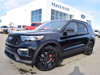 Used 2020 Ford Explorer ST for sale in Peace River, AB