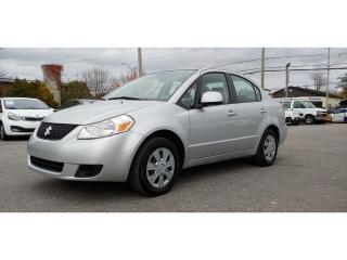 Used 2010 Suzuki SX4 Auto *A/C* 30$/SEM for sale in St-Jérôme, QC
