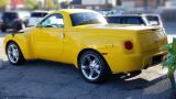 Photo of Yellow 2005 Chevrolet SSR