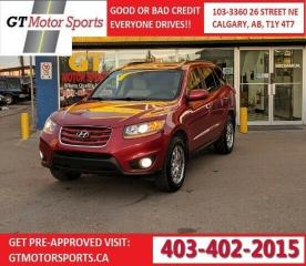 Used 2010 Hyundai Santa Fe Limited w/Navi AWD for sale in Calgary, AB