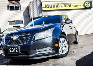 Used 2012 Chevrolet Cruze LT | FUEL ECONOMY | PRICED TO SELL for sale in St. Catharines, ON