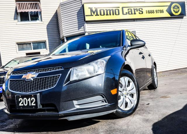 2012 Chevrolet Cruze LT | AUTOMATIC | $110 BI WEEKLY FOR 36 MONTHS!