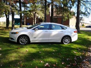 Used 2018 Ford Fusion Hybrid SE TA ENERGI for sale in Thetford Mines, QC