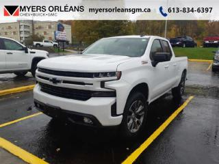Used 2019 Chevrolet Silverado 1500 RST  - Heated Seats for sale in Orleans, ON