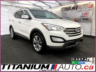Used 2018 Hyundai Santa Fe Sport Luxury+AWD+GPS+Camera+Pano Roof+Leather+Apple Play for sale in London, ON