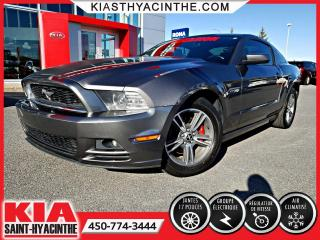 Used 2013 Ford Mustang Coupé 2 portes V6 for sale in St-Hyacinthe, QC