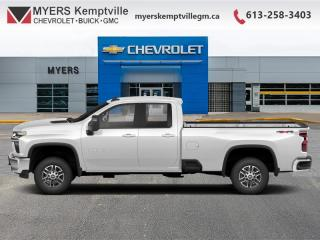 Used 2020 Chevrolet Silverado 2500 HD LT for sale in Kemptville, ON