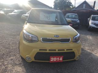 Used 2014 Kia Soul LX for sale in Hamilton, ON