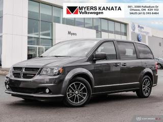 Used 2018 Dodge Grand Caravan GT  - Bluetooth -  Leather Seats for sale in Kanata, ON