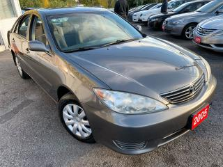 Used 2005 Toyota Camry for sale in Scarborough, ON