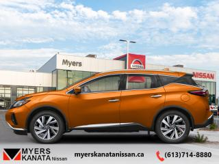 Used 2019 Nissan Murano Platinum AWD  - Cooled Seats - $305 B/W for sale in Kanata, ON
