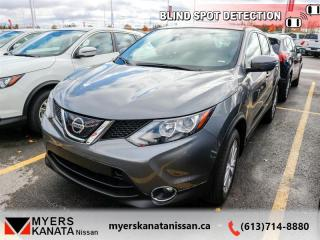 New 2019 Nissan Qashqai FWD SV CVT  - Sunroof - $194 B/W for sale in Kanata, ON