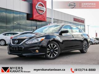 Used 2018 Nissan Altima SV  - Certified - Bluetooth - $138 B/W for sale in Kanata, ON