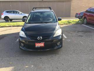 Used 2008 Mazda MAZDA5 4 Dr Auto 6 Passenger Alloy Wheels for sale in Etobicoke, ON